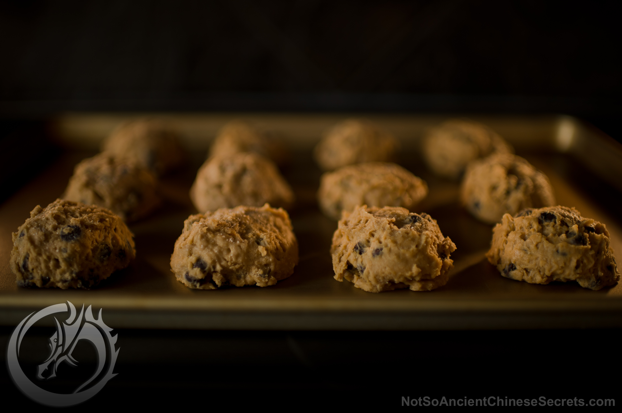 Healthy-ish Chewy Chocolate Chip Cookies - Not So Ancient Chinese ...
