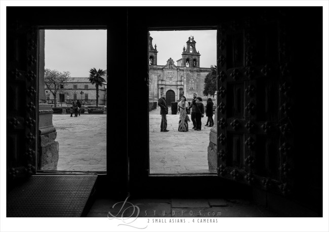 Sight-seeing with friends. Ubeda, Spain. Sony RX100M3 at ISO320, 1/250 and f3.2