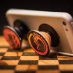 popsocket on chess board